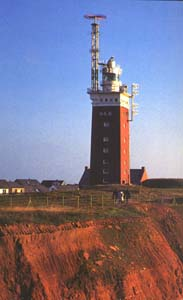Helgoland Seefeuer