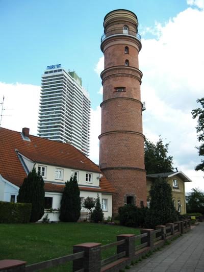 Leuchtturm in Travemünde