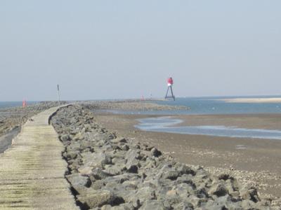 Land & Meer auf Borkum