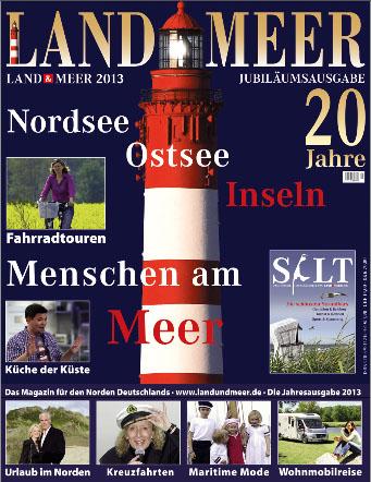 LAND & MEER 2013 – die Jubiläumsausgabe
