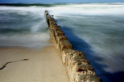 Gezähmte Wellen von Sylt