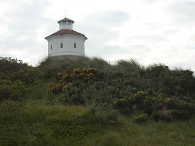 Wasserturm im Versteck