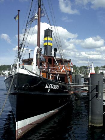 Die Flensburger Förde