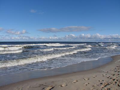Ostsee vor Koserow