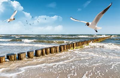 Ferienadressen an der Küste