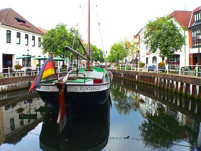 Buxtehude wird wieder Hansestadt