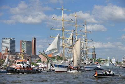825. Hafengeburtstag Hamburg