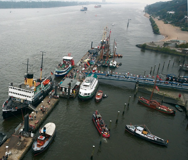 Hamburg segelt