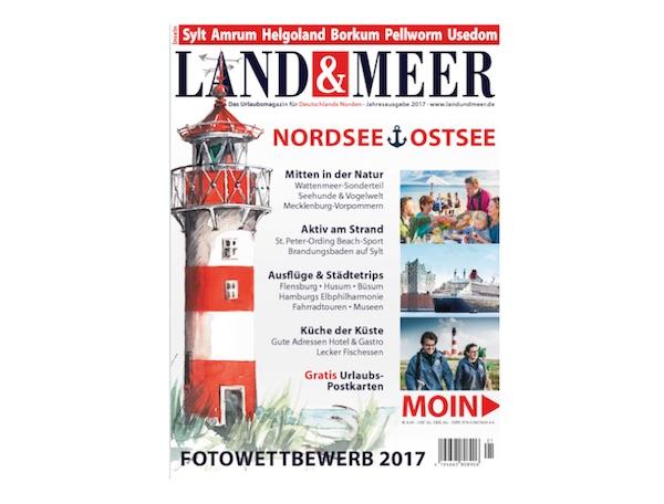 LAND & MEER 2017 macht Lust auf Urlaub an Nord und Ostsee