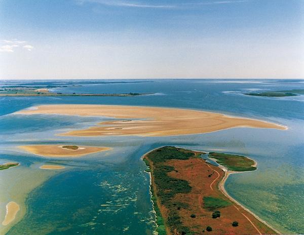 Lagunen an der Ostsee
