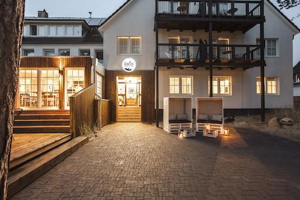 Themenhotels an der Nordsee