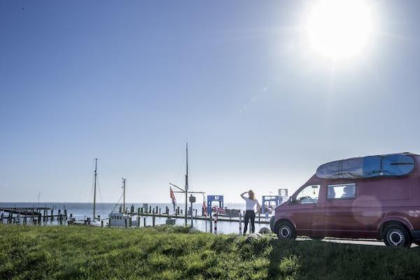 Campen an der Nordsee