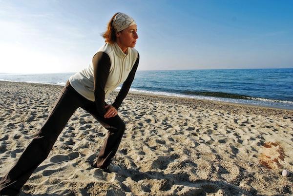 Zum Familien-Yoga nach Stralsund