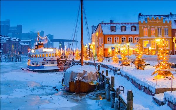 Weihnachten bei Theodor Storm