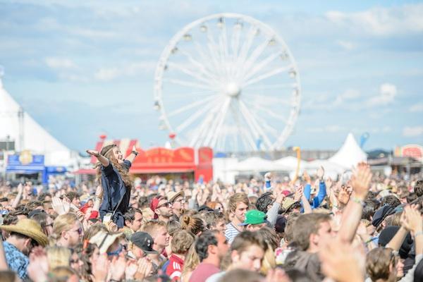 Hurricane und Southside Festival 2017