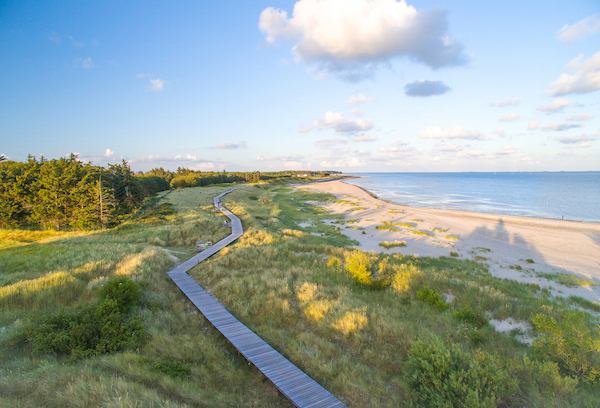 Auf den Spuren der Strandvögte