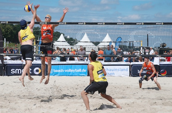smart beach cup in St. Peter-Ording