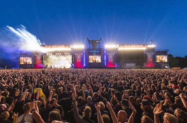75.000 Besucher bei Wacken Open Air
