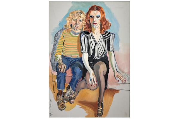 Alice Neel – Painter of modern life