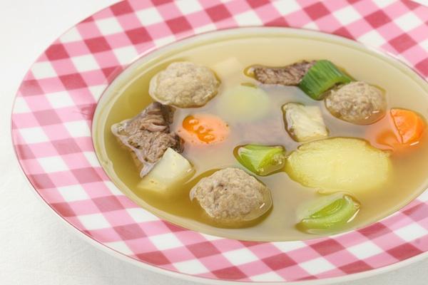 Eine Suppe mit Geschichte