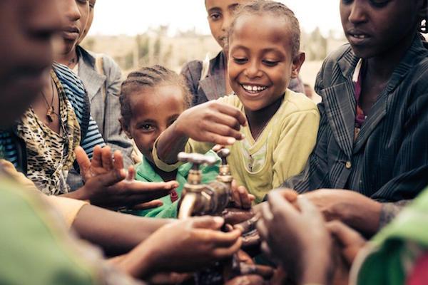 Spendenrekord für Äthiopien