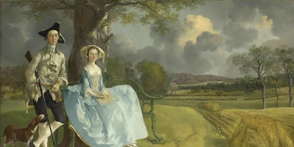 Thomas Gainsborough in Hamburg