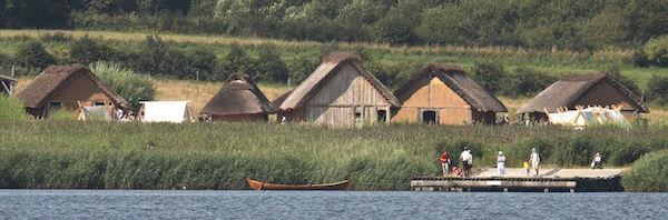 Haithabu und das Danewerk gehören jetzt zum Weltkulturerbe