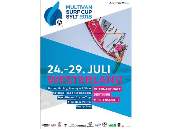 Multivan Windsurf Cup Sylt