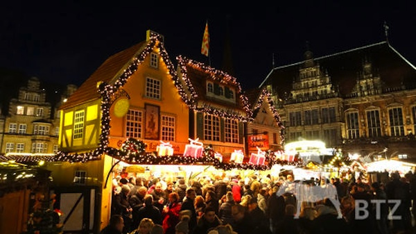 Schlachte-Zauber und Lichter der Neustadt