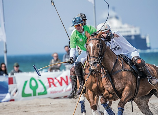 8. Beach Polo World Masters