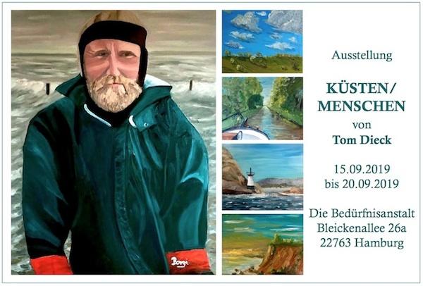 Ausstellung KÜSTEN / MENSCHEN