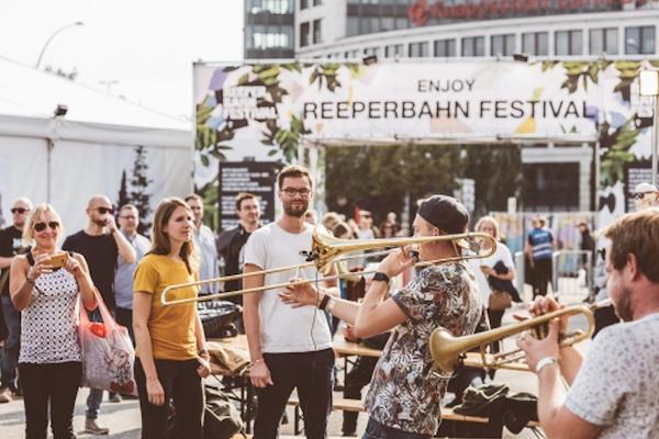 Reeperbahn Festival vom 18. bis 21. Sept. 2019