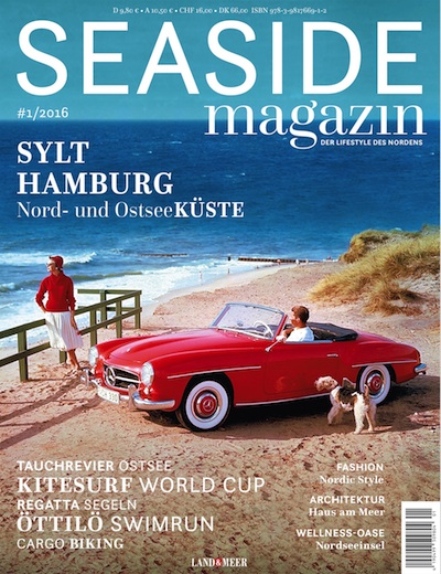 SEASIDE – Der Lifestyle des Nordens